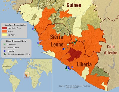 Ebola virus outbreak situation map.jpg